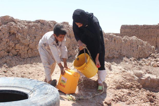Water In Afghanistan World Vision International
