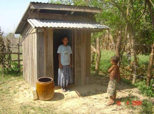 Rustic Toilet Seat