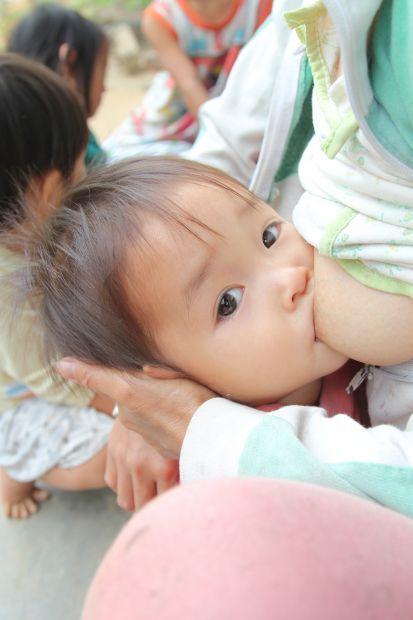 Breastfeeding Week: breastfeeding keeps babies healthy ...