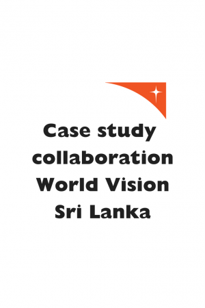 world vision case study In addition to quarterly magazine content, world vision needed a platform for conveying—quickly—how world events affect its ministry communities.