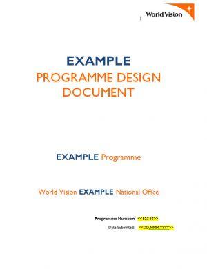 Programme Design Document V2 LEAP 2