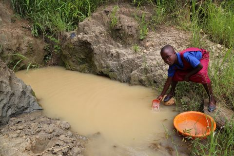 articles about unclean water