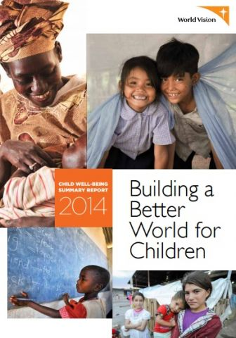 2014 Child Well-being Report