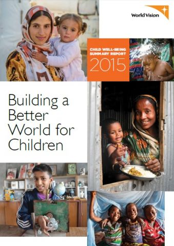 2015 Child Well-being Report