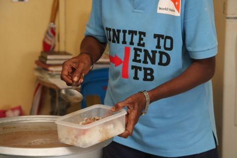A Day in the life of a TB Treatment Supporter - Musato (14)