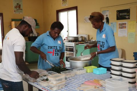 A Day in the life of a TB Treatment Supporter - Musato (15)