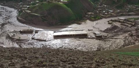 Flooding in Badghis province, Afghanistan