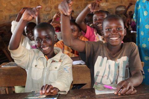 Education in Burundi