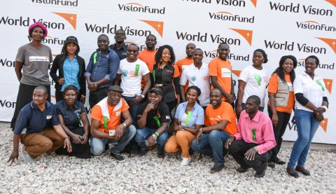 World Vision and Visionfund Staff