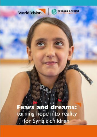 World Vision have been speaking to Syrian children living in Jordan and Lebanon about their hopes and dreams, where they feel safe, and what they think the world can do to help Syria. We've also spoken to these children's peers.