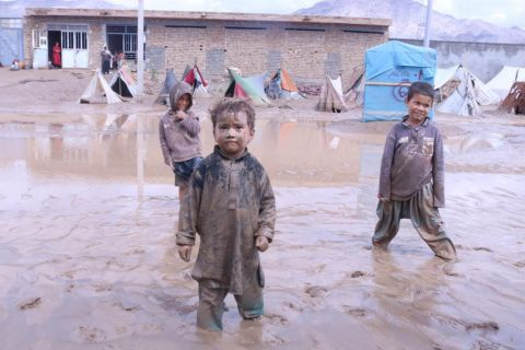 Flooding in Herat province, Afghanistan