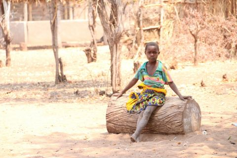 El Nino affecting children