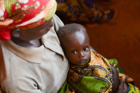 Children most vulnerable to malaria