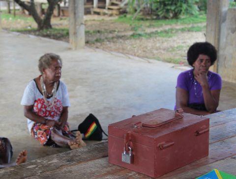 Members of the two savings club in Hunanawa village (2).JPG