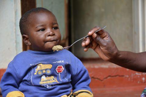 Nutrition in Mali