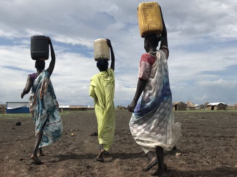 Water, Sanitation and Hygiene in South Sudan