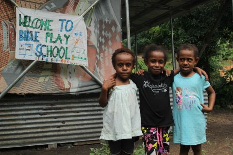 PNG early childhood learning