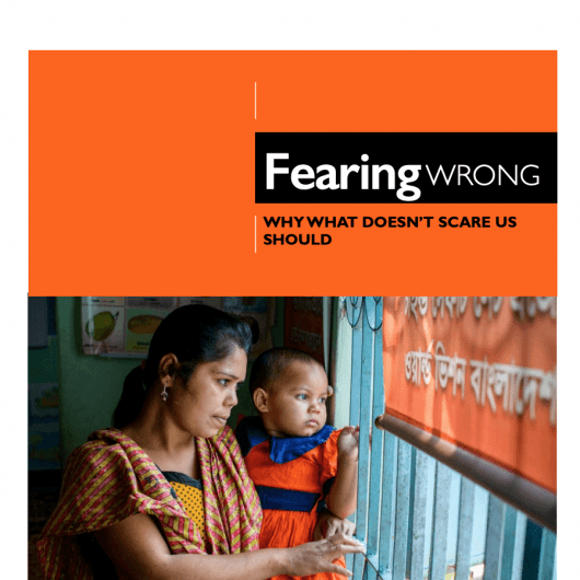 Fearing Wrong cover