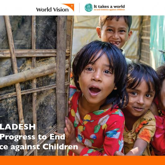 Policy progress report to end violence against children in Bangladesh