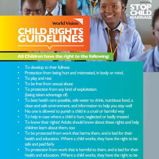 Child Rights Guidelines