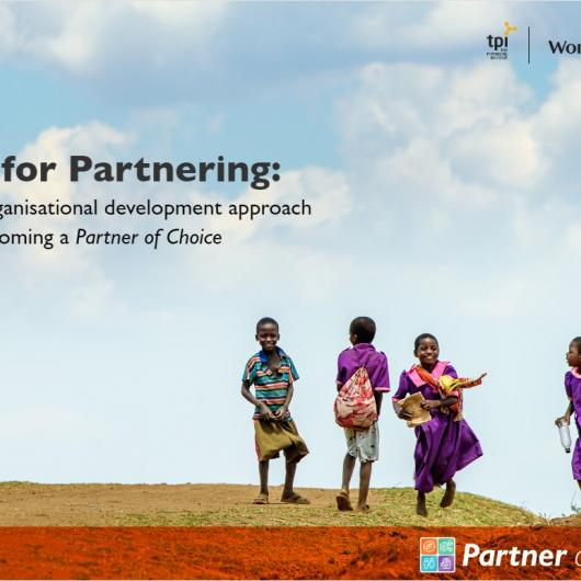 Fit for Partnering Cover