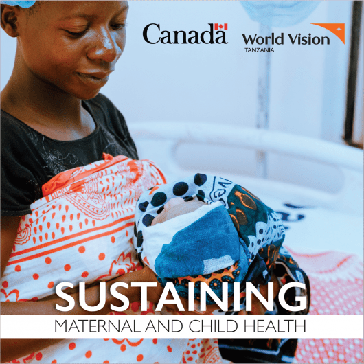 Sustaining maternal and child health in Kigoma
