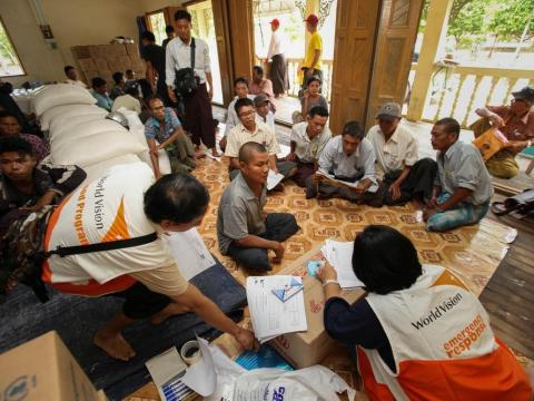 Myanmar | World Vision International