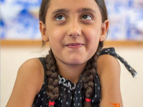 Fears and Dreams turning hope into reality for Syria's children