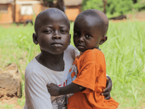 No Choice: It takes a world to end the use of child soldiers