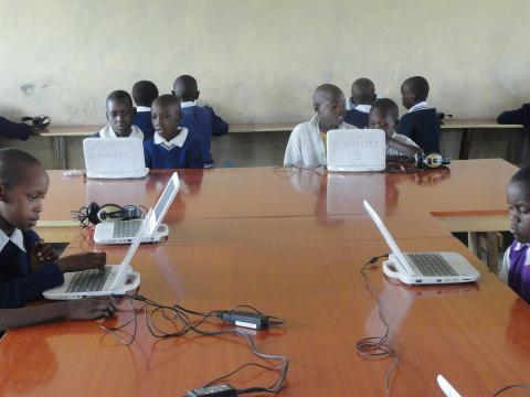 E-learning boosts literacy in Narok County