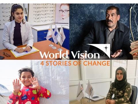 Read 4 Stories of Change from Iraq