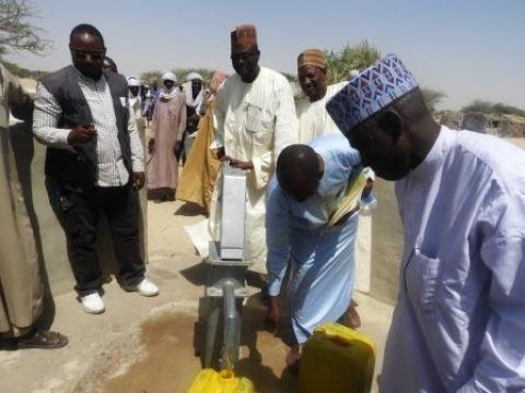Water, Sanitation and Hygiene in Chad