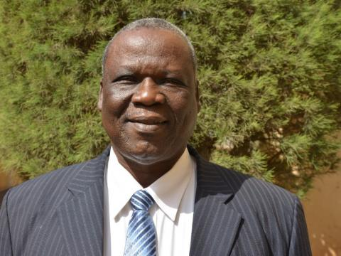 Samuel Diarra, Senior Director, WASH Quality and Innovation