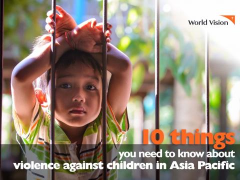 10 things you need to know about violence against children in Asia Pacific