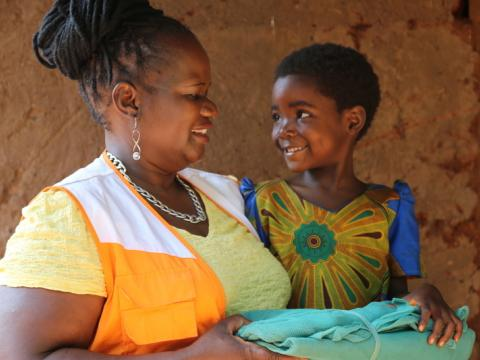 Menstrual Hygiene | World Vision International