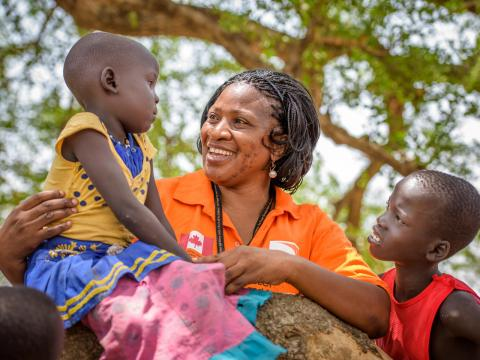 World Vision's work supports INSPIRE strategies