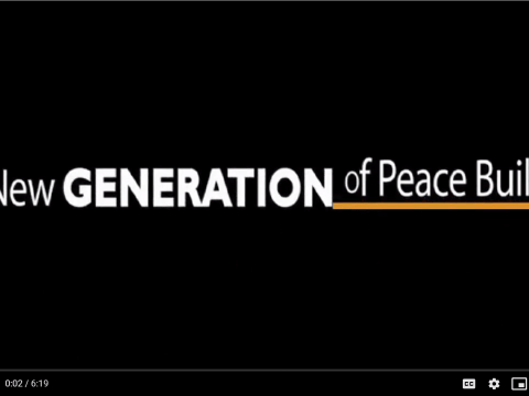 Empowering a new generation of Peace Builders