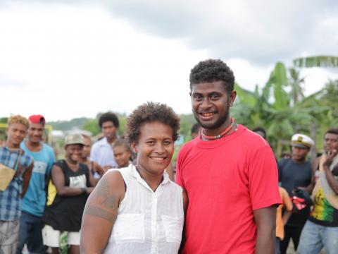 Solomon Islands youth