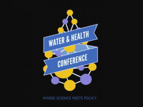 Water and Health conference logo