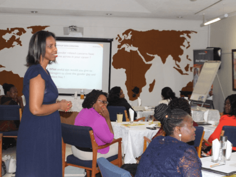 'Women in Leadership' takes centre stage in Zimbabwe