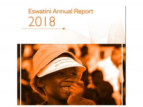 Eswantini Annual Report Cover