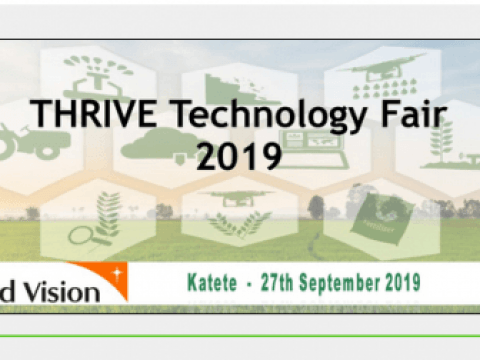 Thrive Technology Fair for small farmers in Zambia