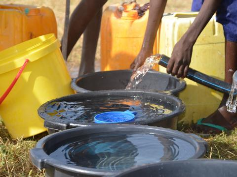 Charity Water Photo