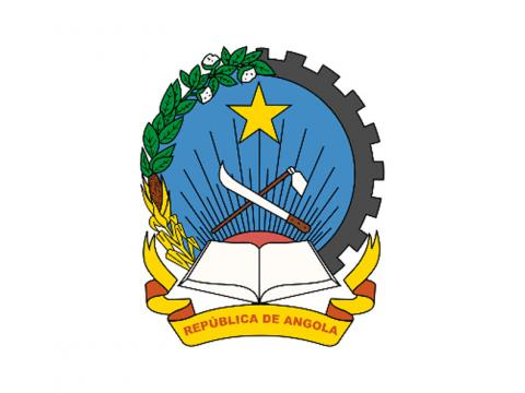 Crest of the Government of Angola