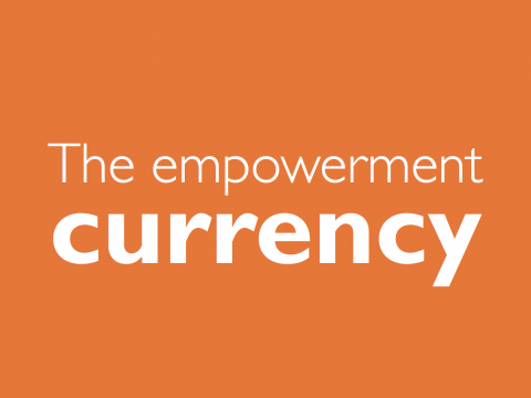 Cash - the empowerment currency - cover
