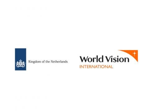 Kingdom of Netherlands _ World Vision Logo lock-up