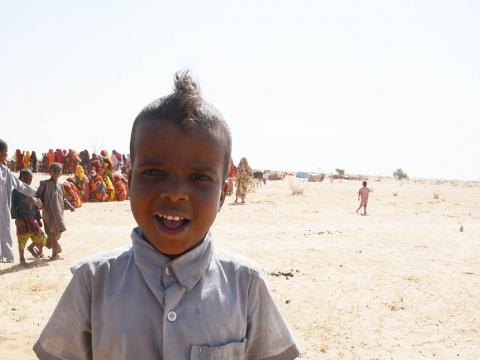 Children Affected by Disasters and Humanitarian emergencies