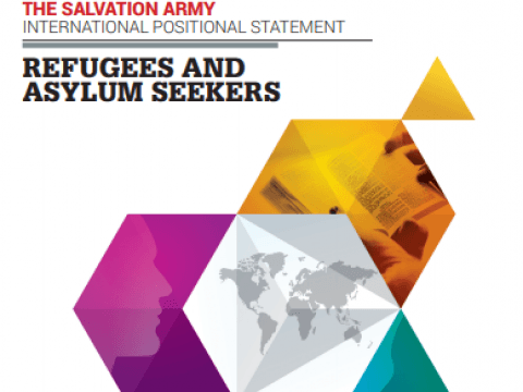 refugee position statement