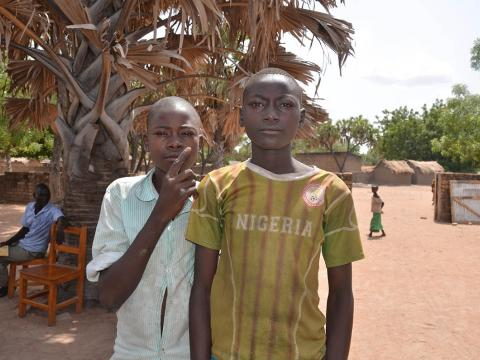 Child Labour in Chad