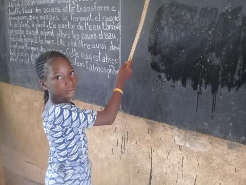 Education in Mali